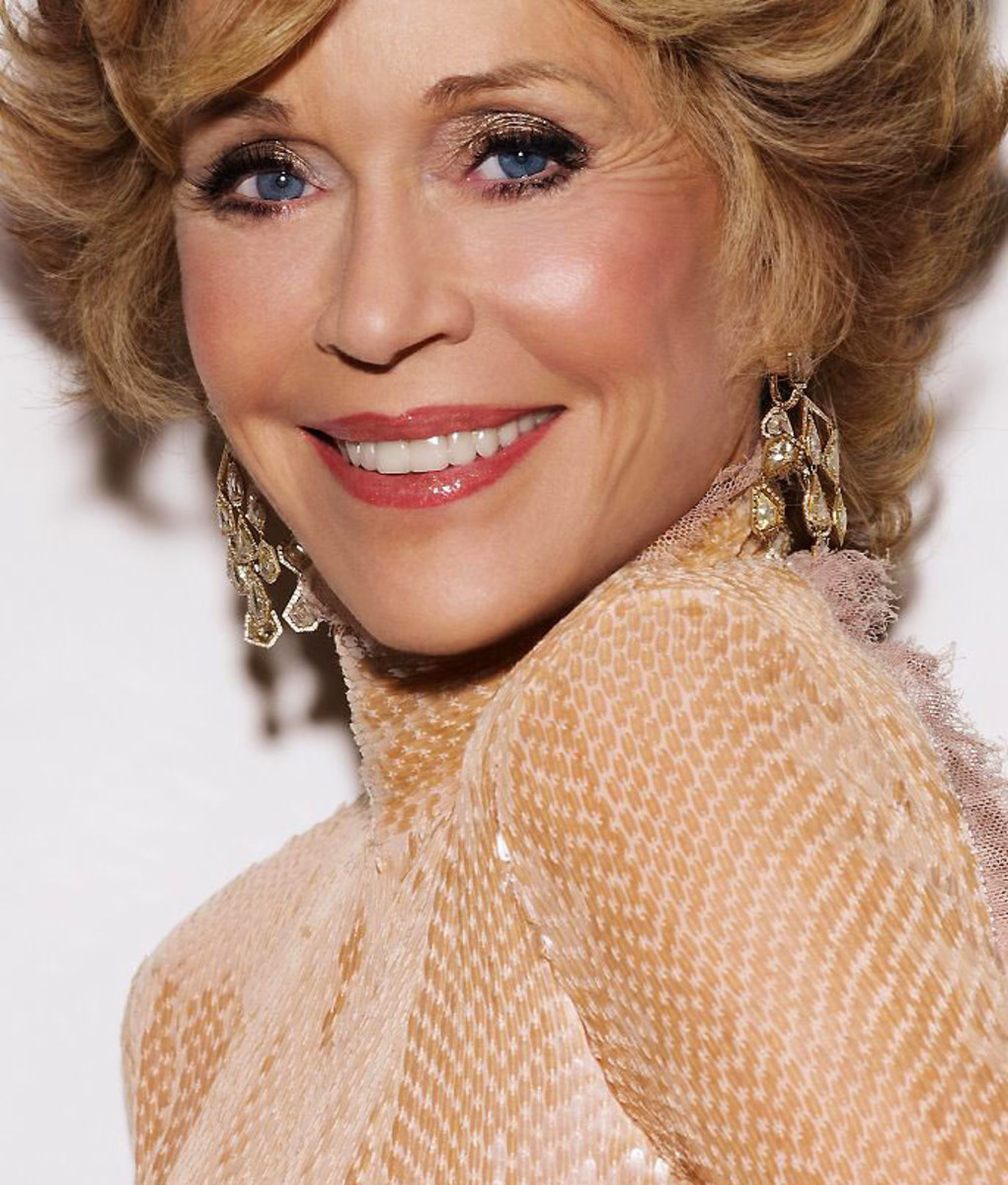 Jane Fonda_shimmer eye shadow_how to get the look