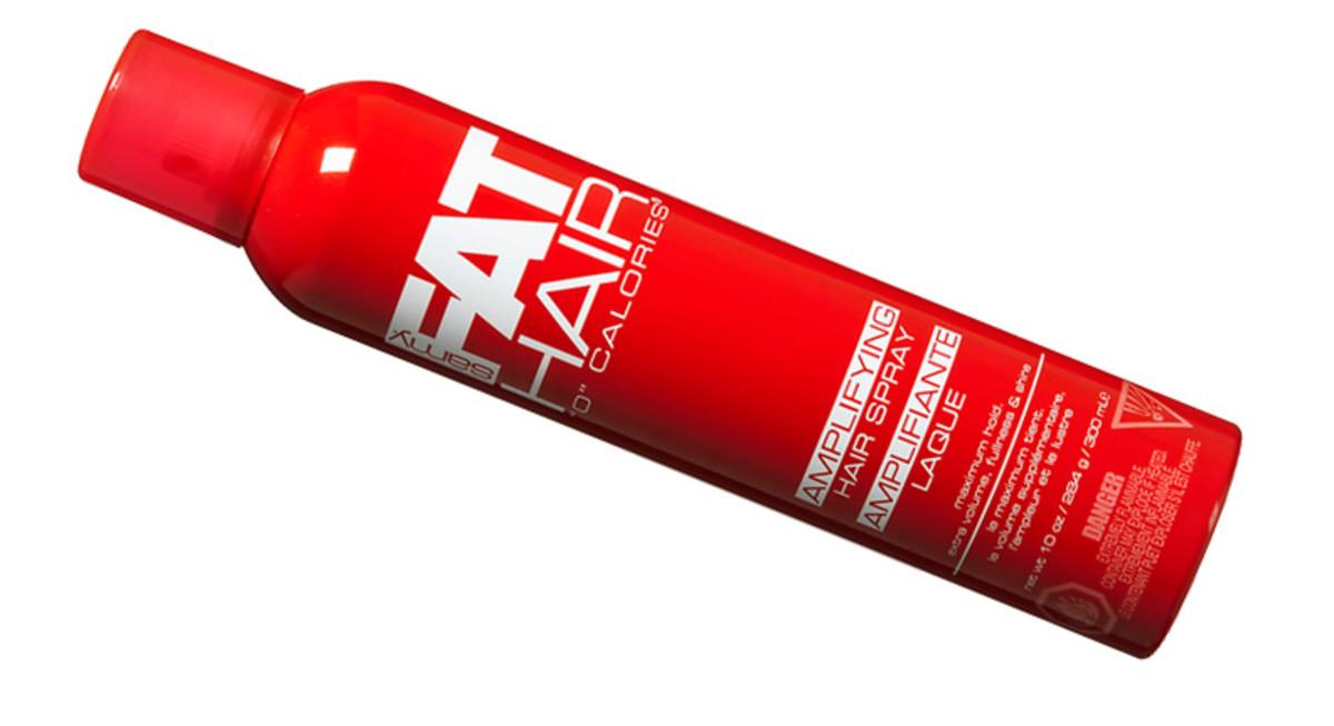 Samy Fat Hair 0 Calorie Amplifying Hairspray