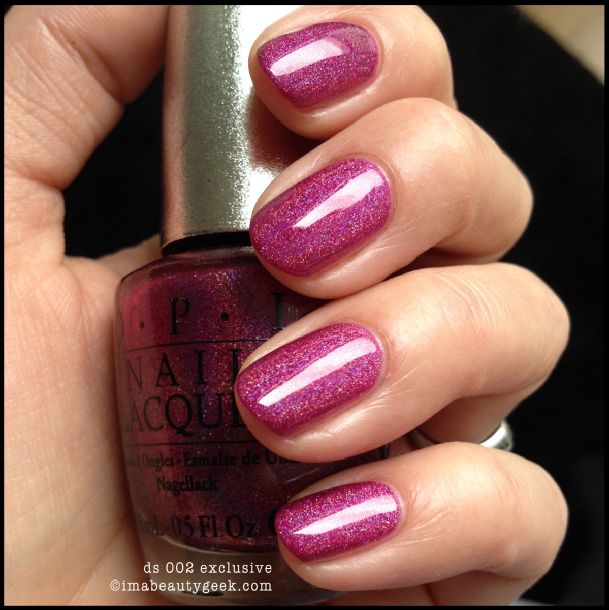 OPI DS Exclusive 002