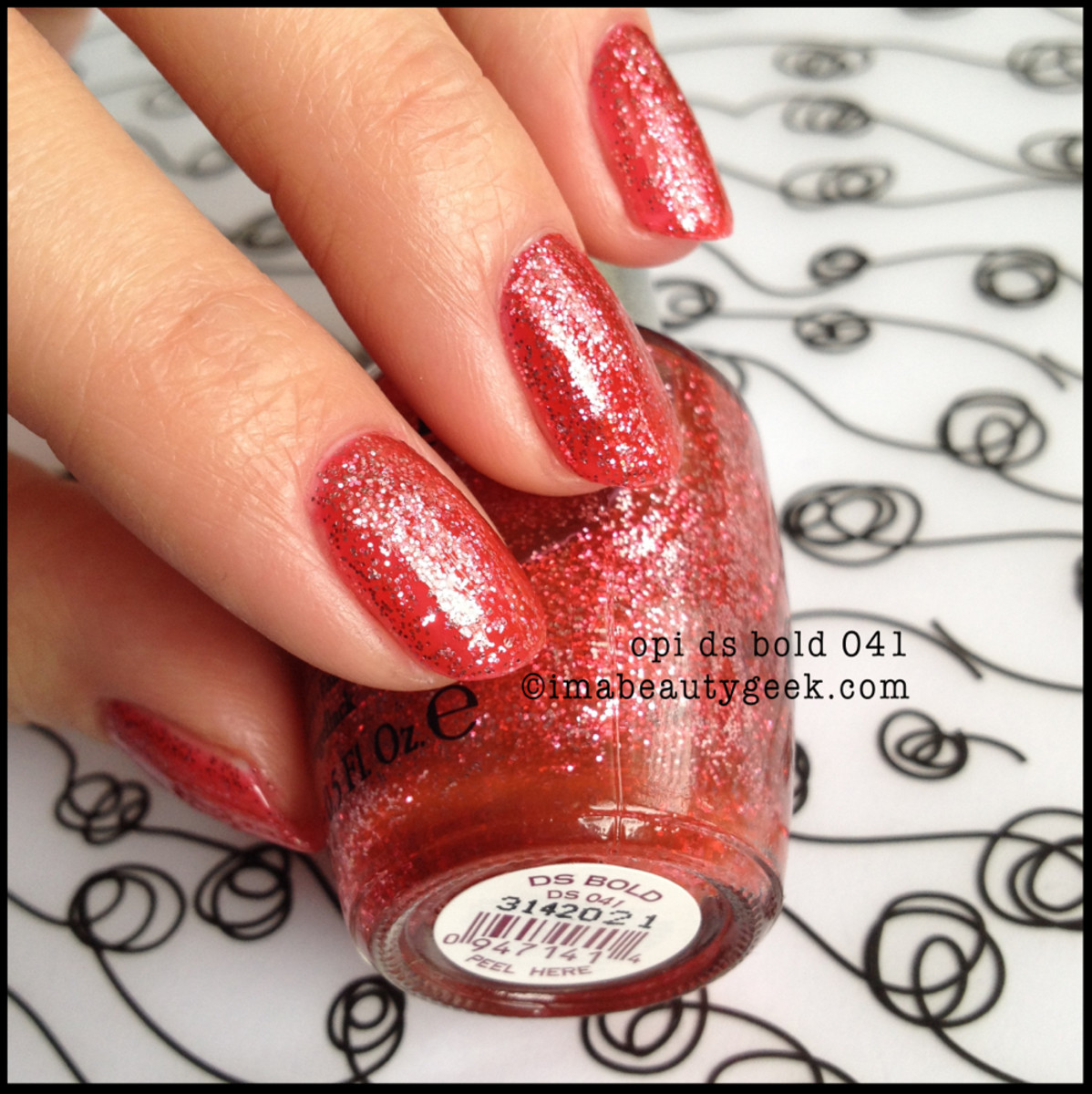 OPI Bold DS 041
