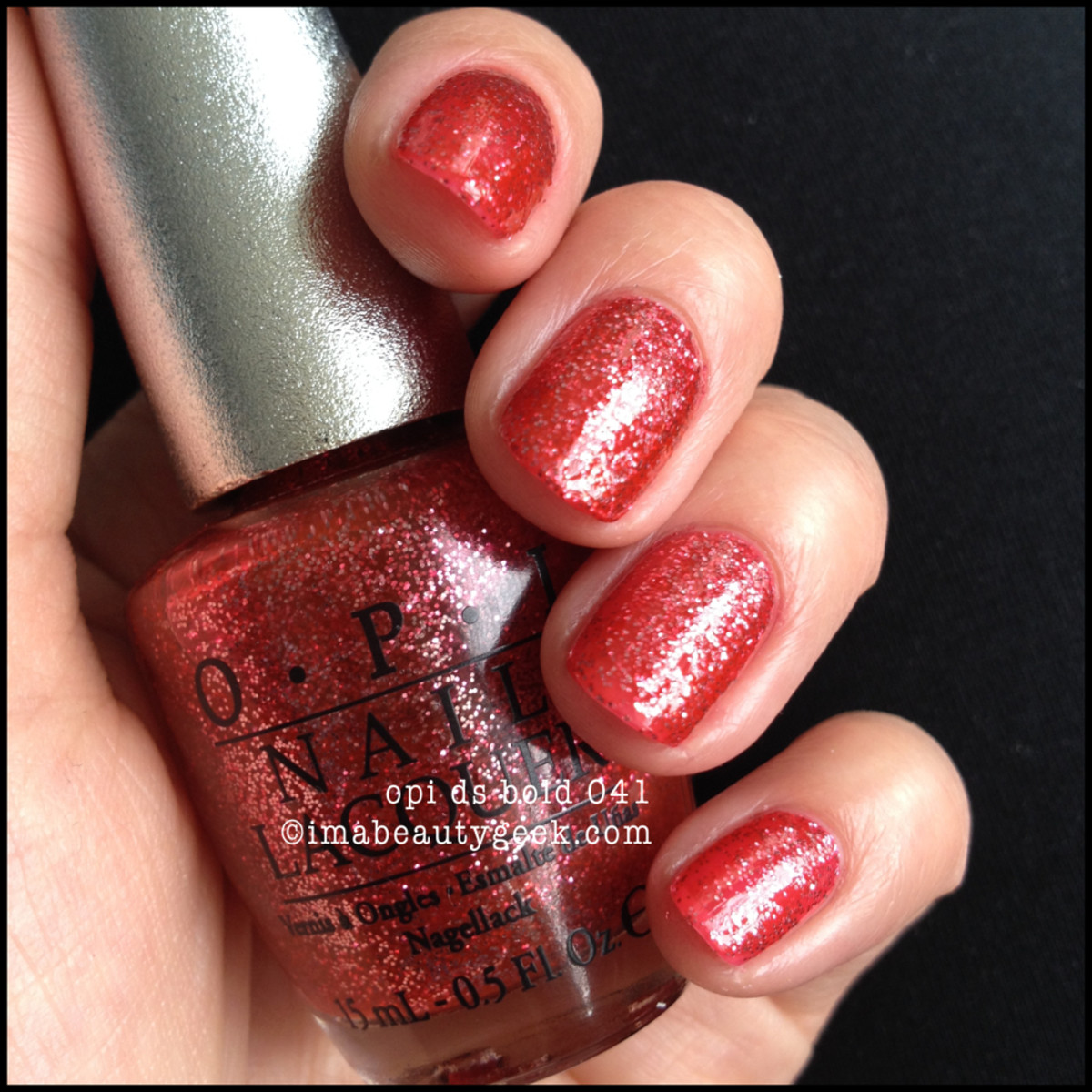 OPI DS Bold 041