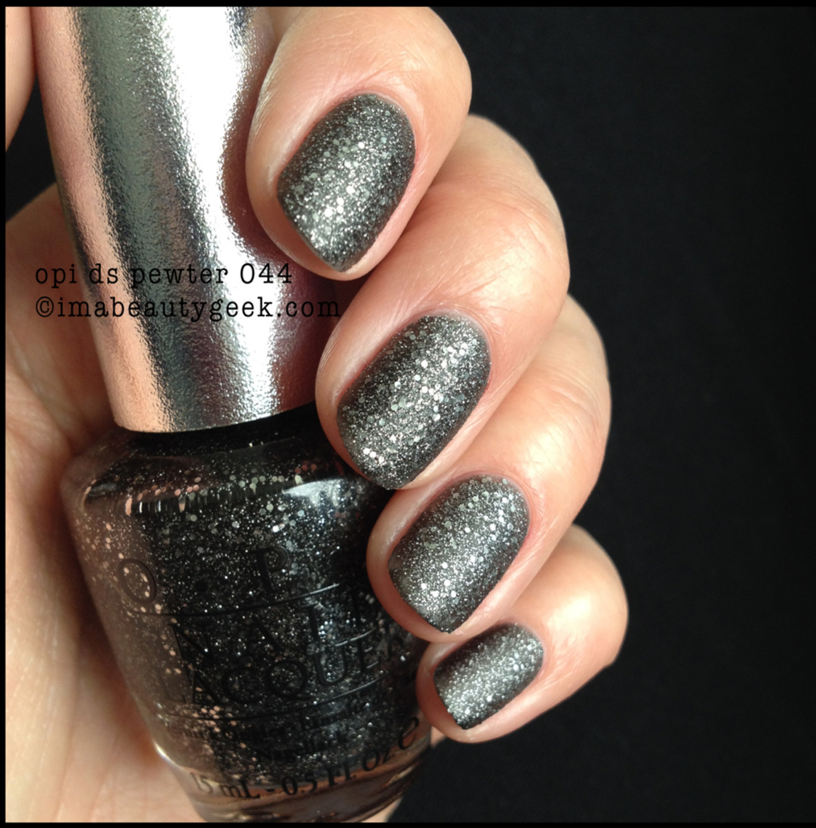 OPI DS Pewter 44