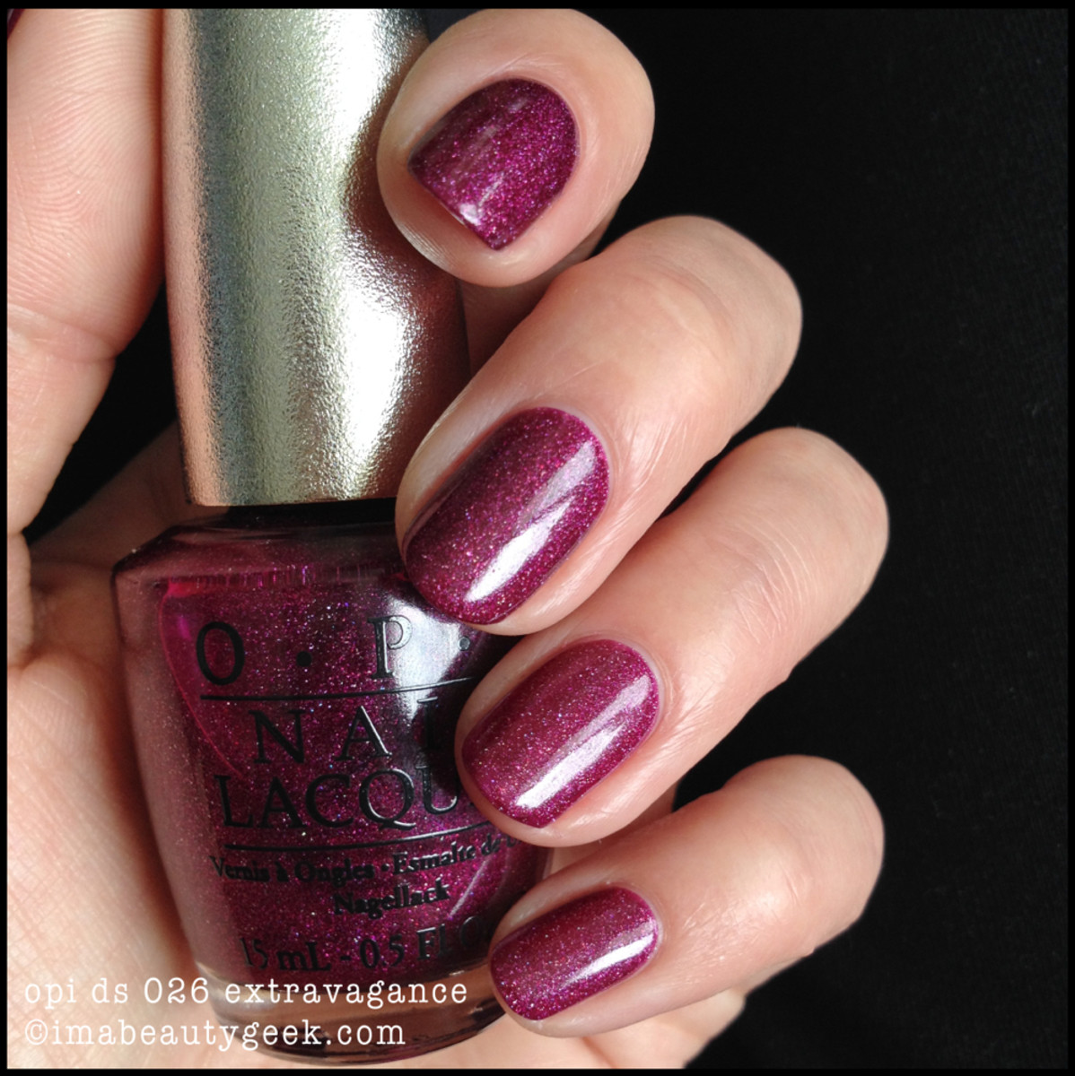 OPI DS Extravagance 026