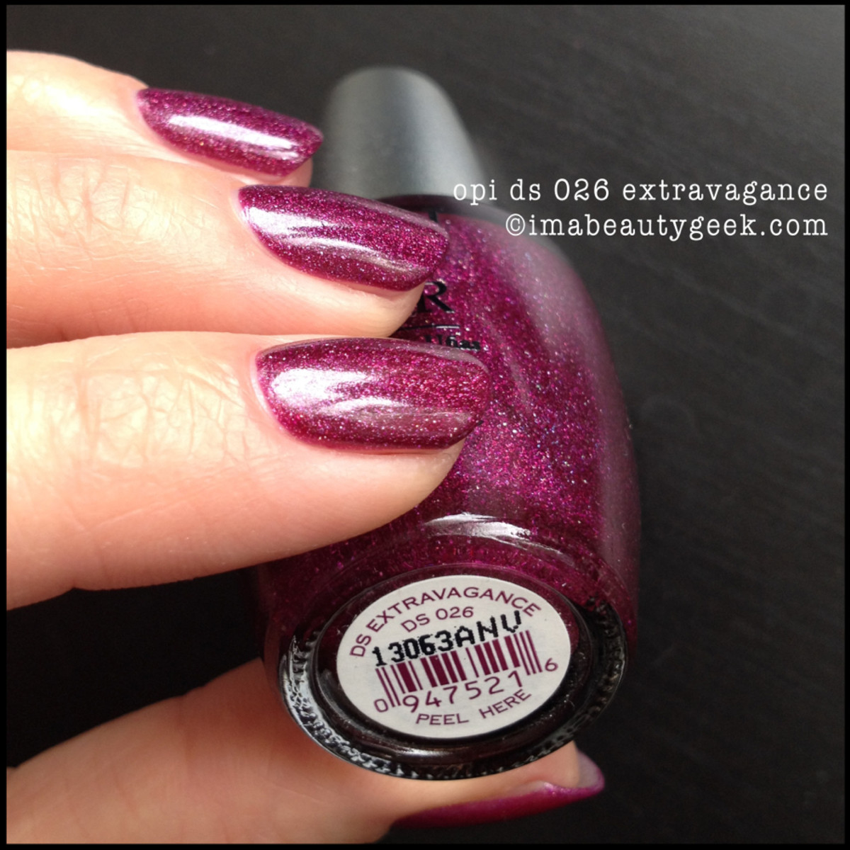 OPI Extravagance DS 026