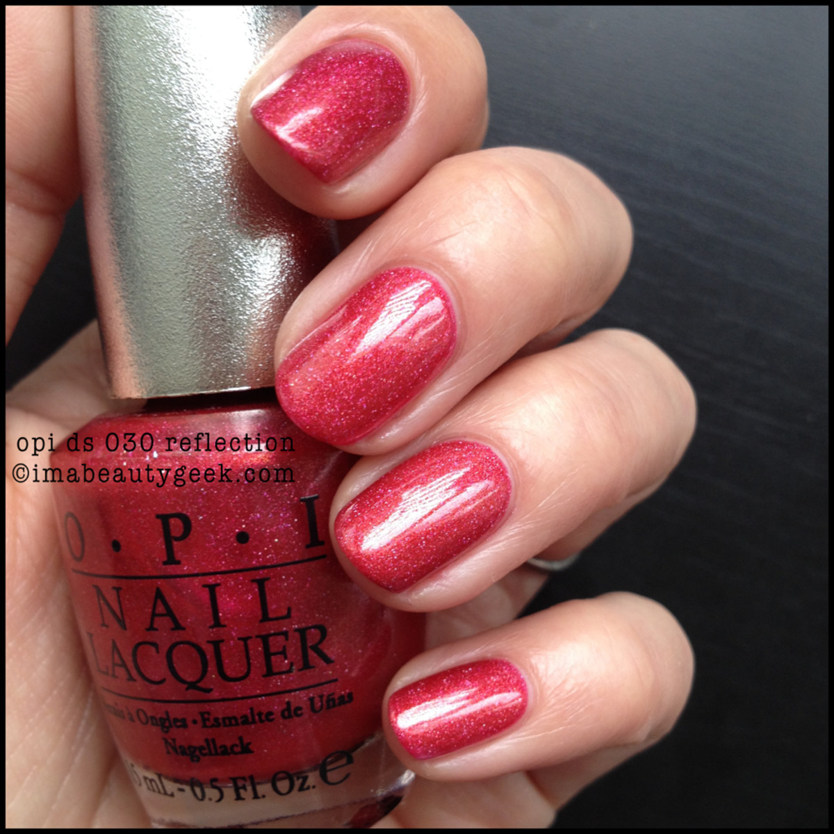 OPI DS Reflection 030