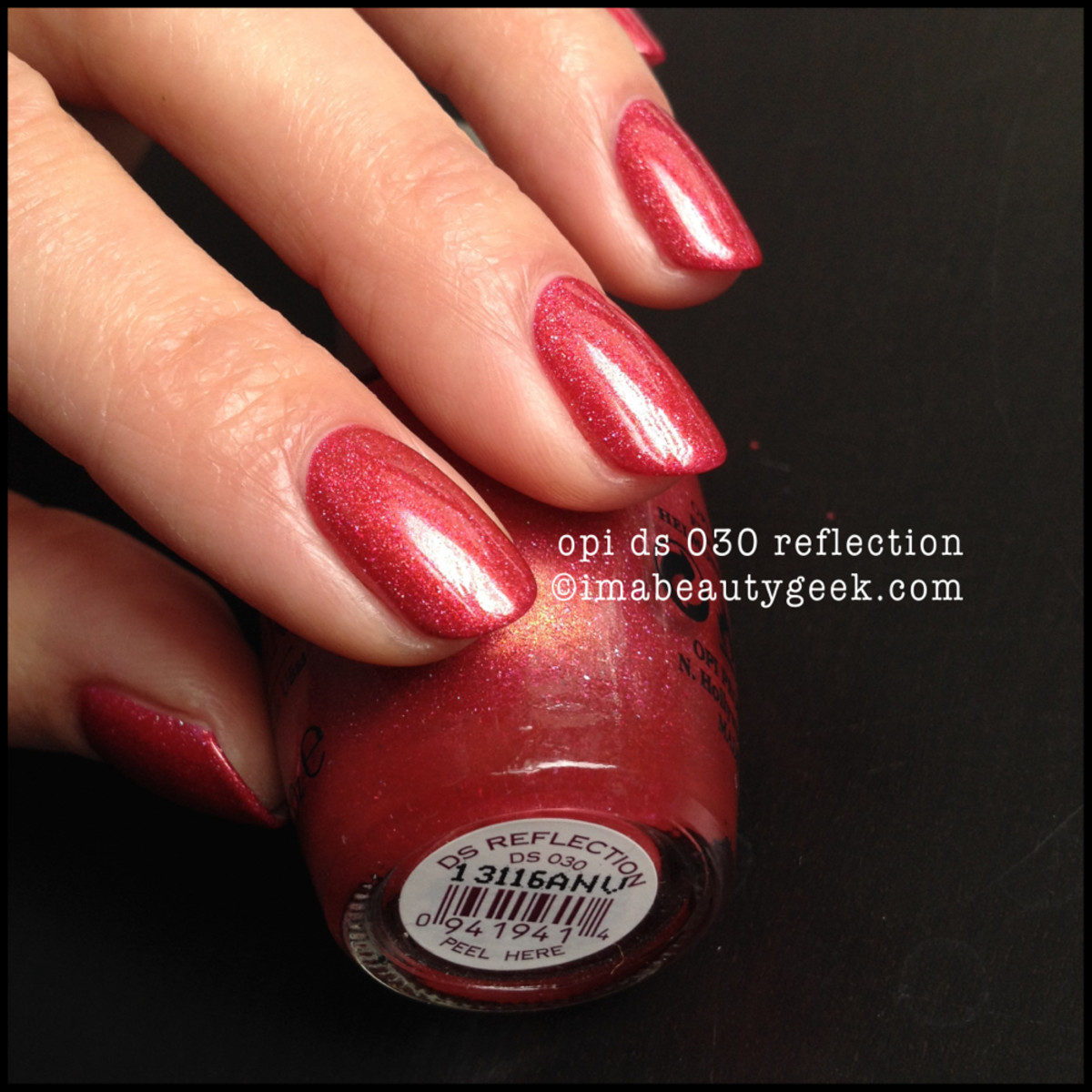 OPI Reflection DS 030