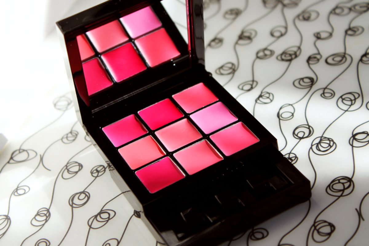 Givenchy Lip & Cheek Palette_Givenchy Le Prismissime Euphoric Pink