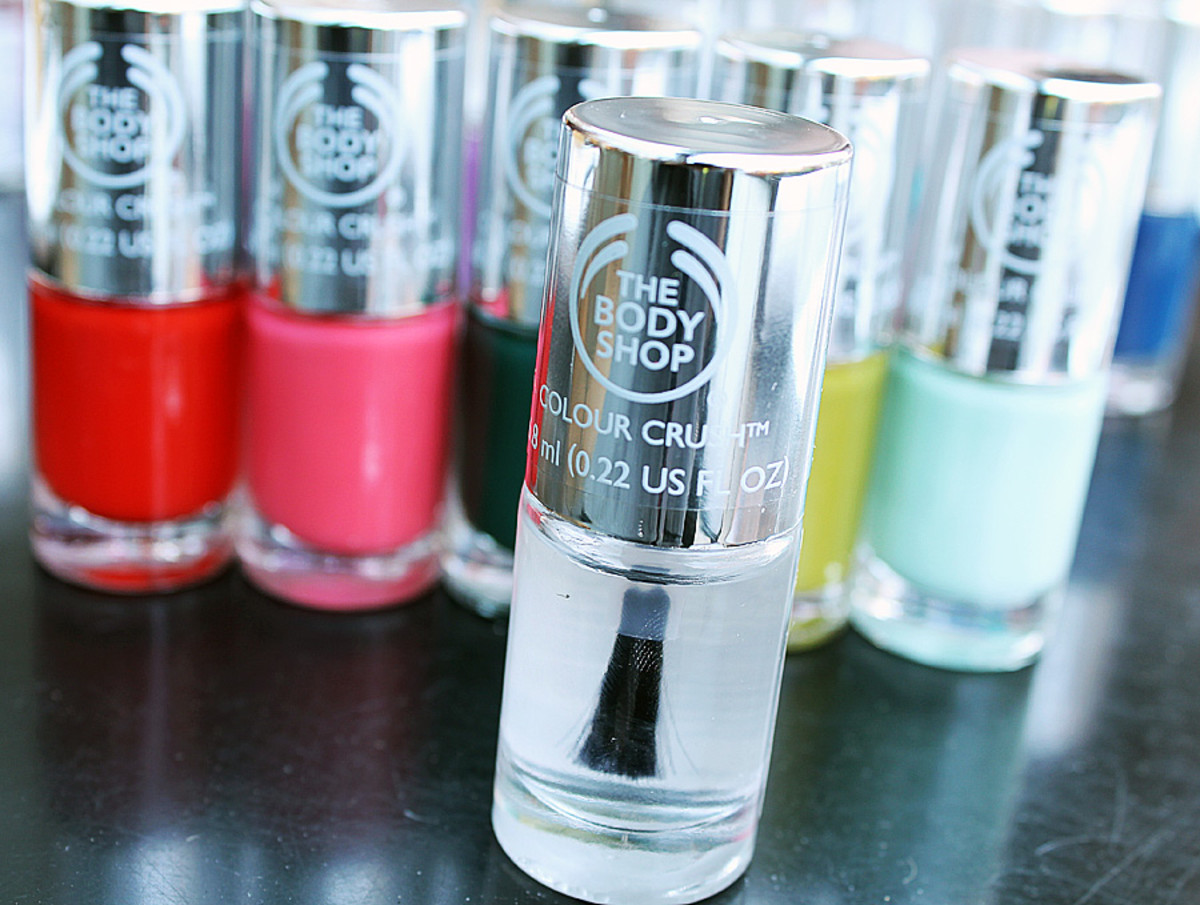 The Body Shop nail polish_Colour Crush Nail Polish_Color Crush Nail Polish