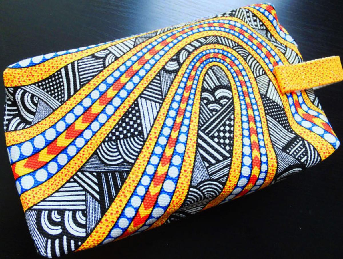 MAC small bag by Nikki Farquhason