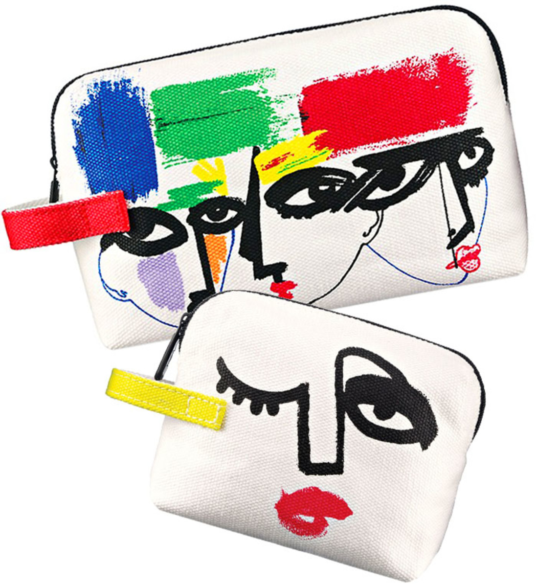MAC-Illustrated-Small and Petite-Bag-By-Julie-Verhoeven