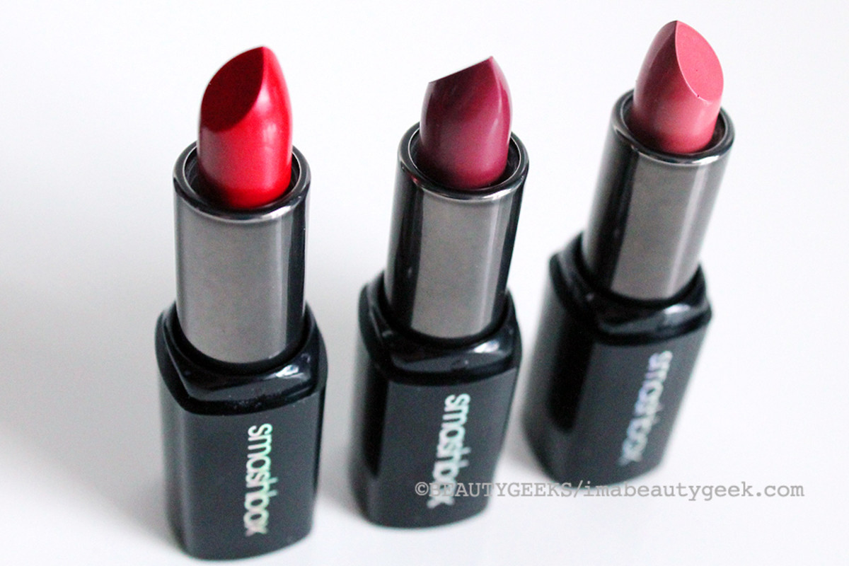 Smashbox Holiday 2014_Smashbox On the Rocks Be Legendary Lipstick Trio