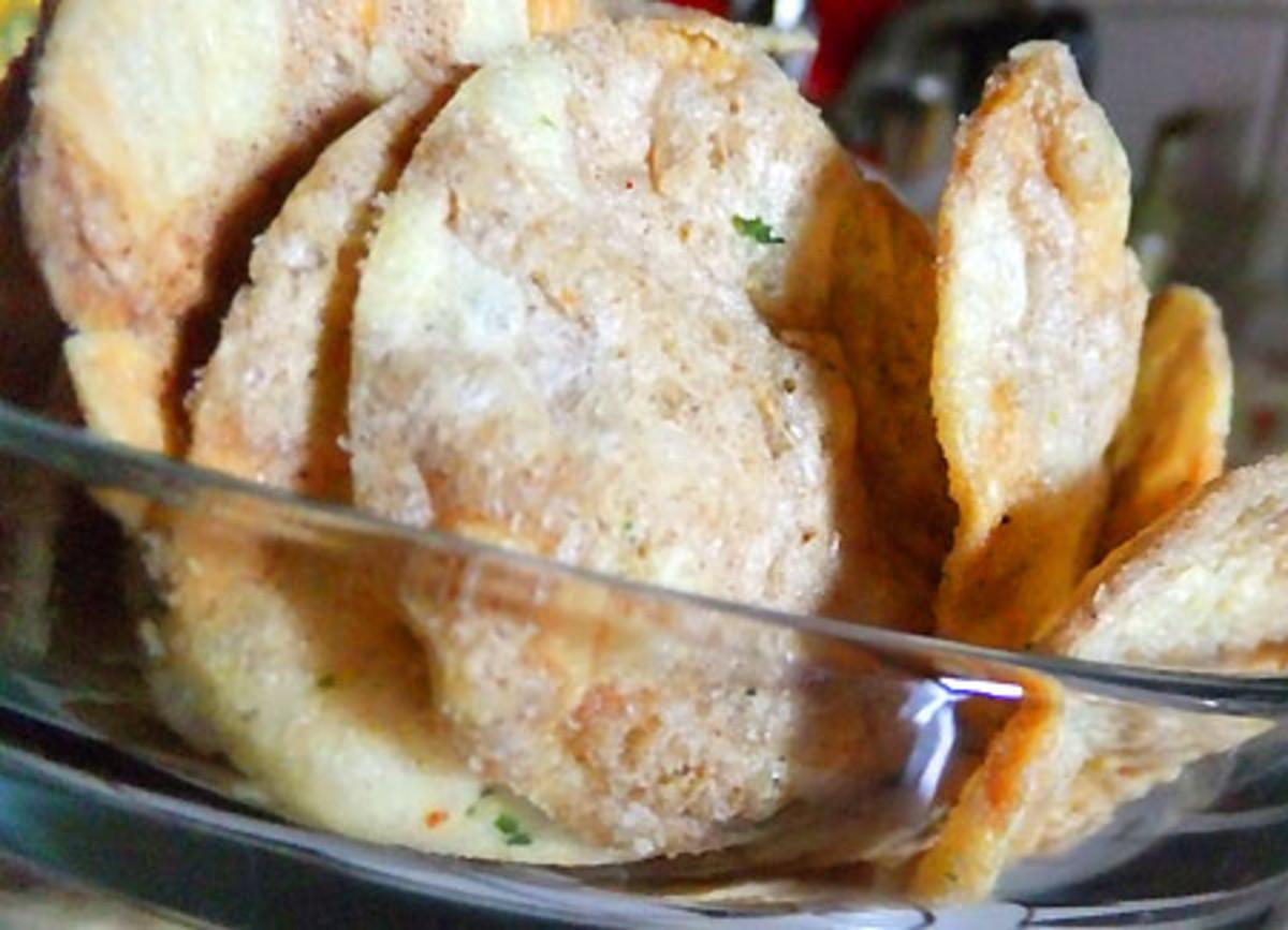 Harley Pasternak's 5 Factor Snack Chips