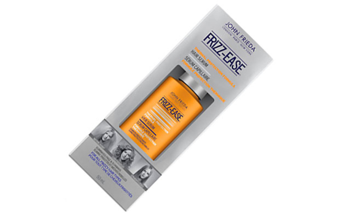 John Frieda Frizz-Ease Hair Serum Thermal Protection Formula