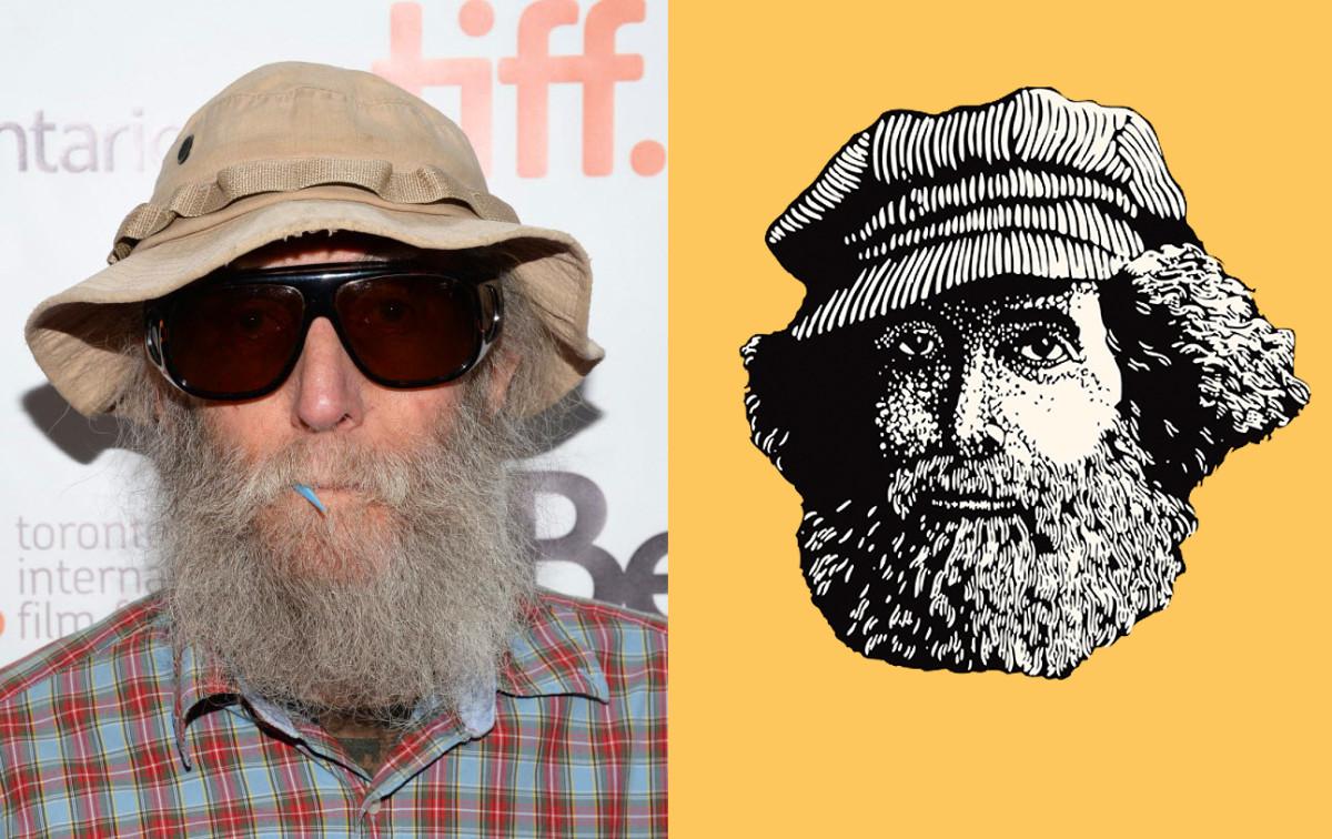 Burt Shavitz at TIFF in Toronto