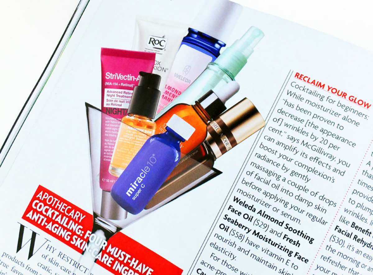 Cocktailing_Four must-have anti-aging skin-care ingredients_LIZA HERZ_Zoomer magazine_June 2013