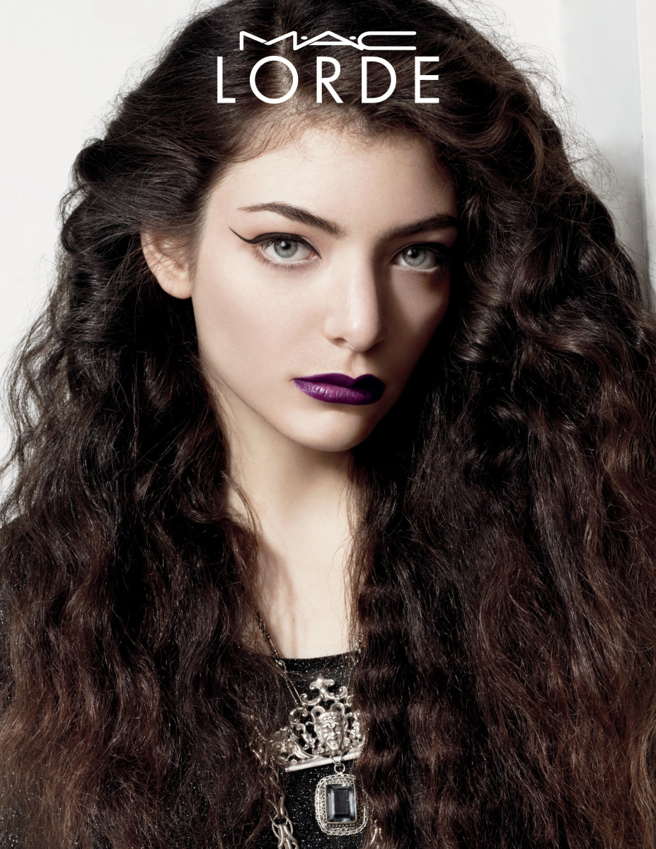 MAC Lorde collection official beauty shot