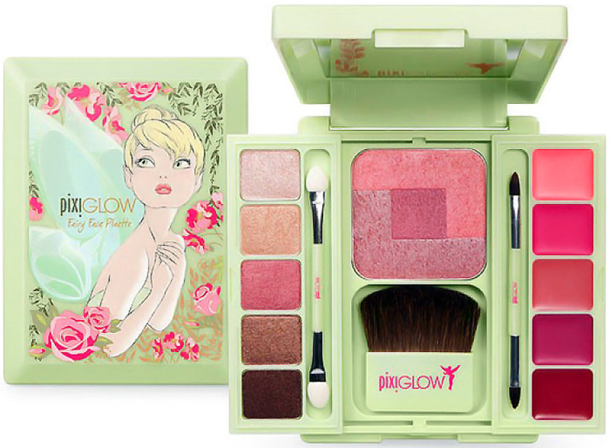 Pixi Beauty_PixiGlow Fairy Face Palette