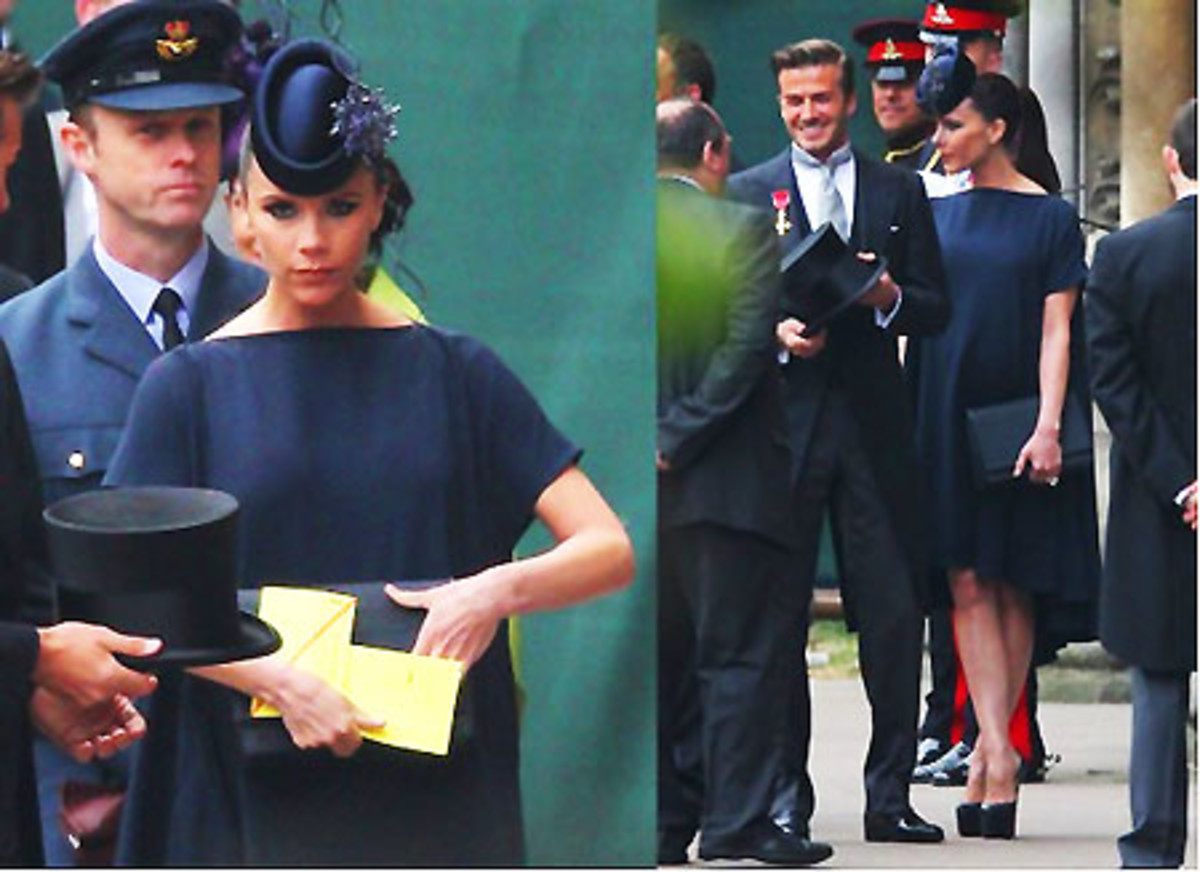 Posh at Will&Kate's wedding