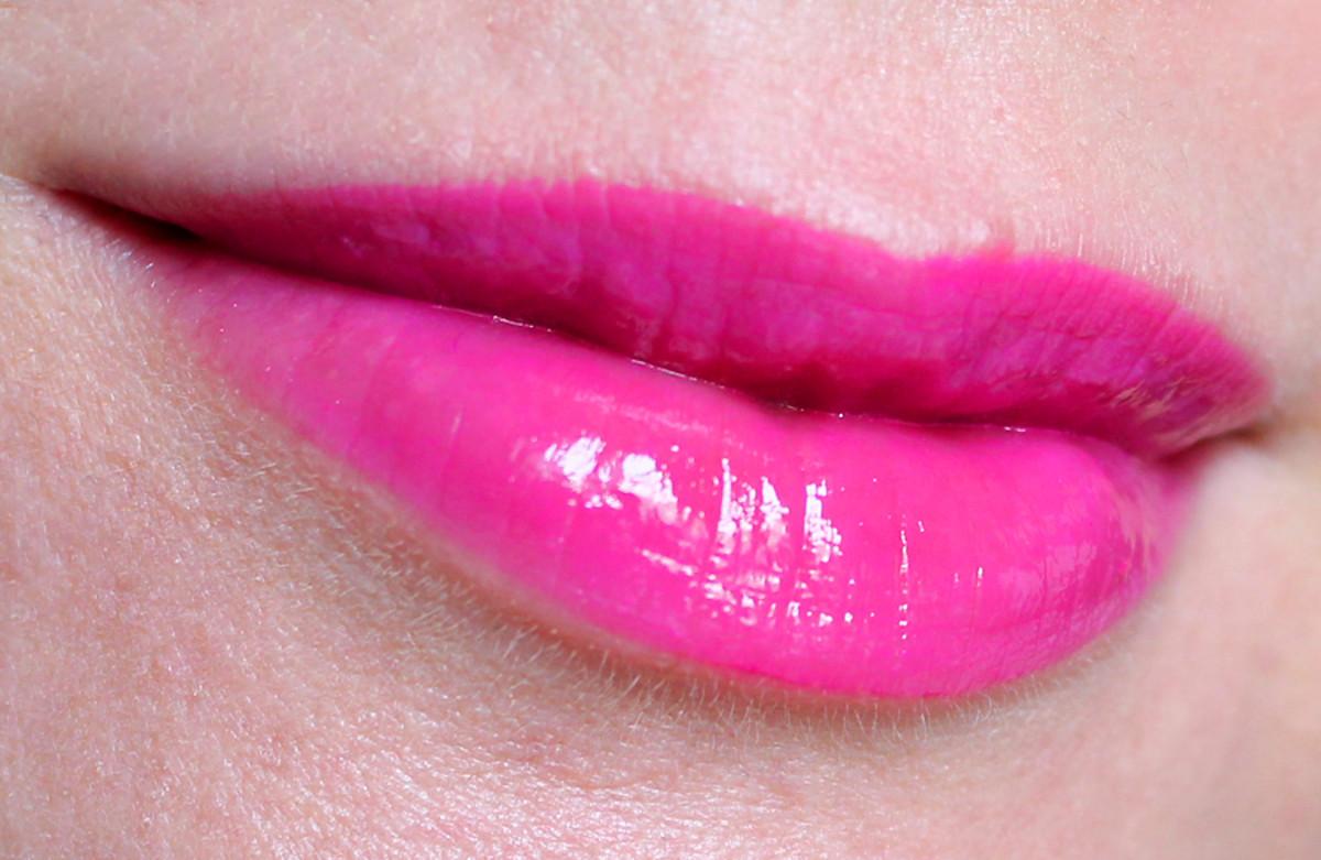 Butter London makeup_Butter London Lippy Lip Gloss_Queen Vic