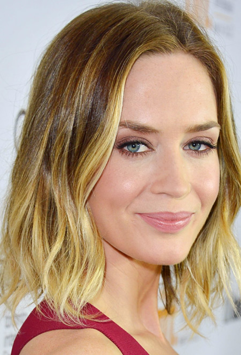 Emily Blunt_Looper beauty