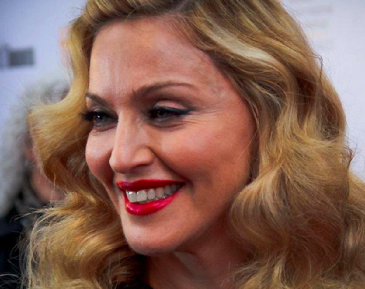 Madonna_TIFF 2011