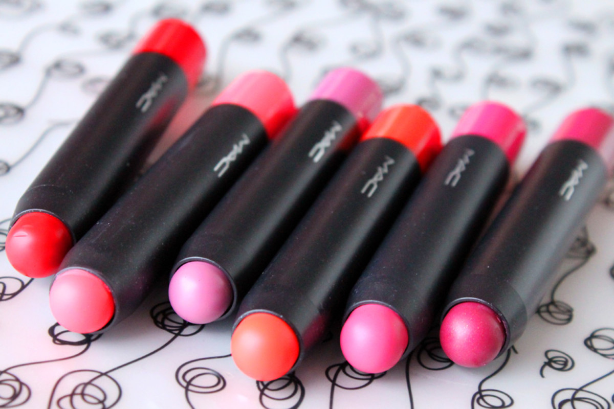 mac patentpolish lip pencils