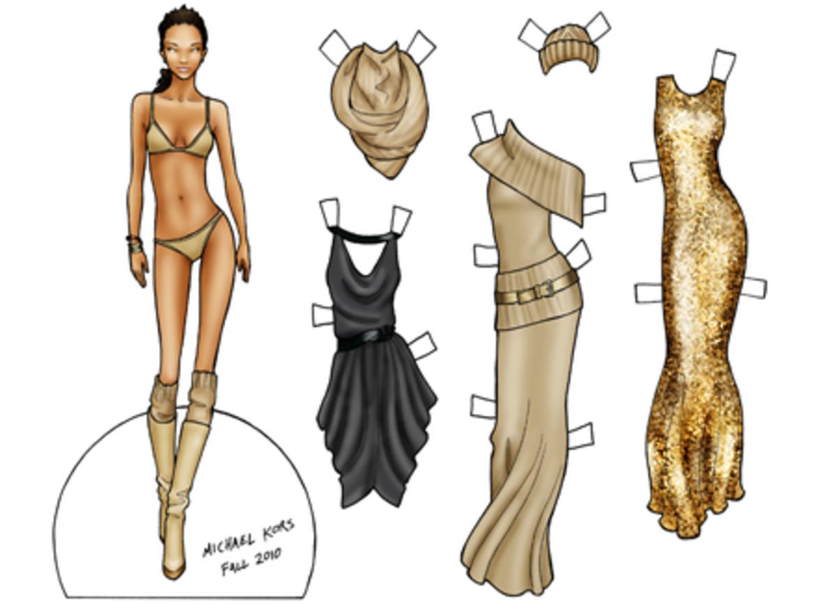 Danielle Meder Paper Dolls_Michael-Kors-Fall-2010-1_daniellemederdotcom