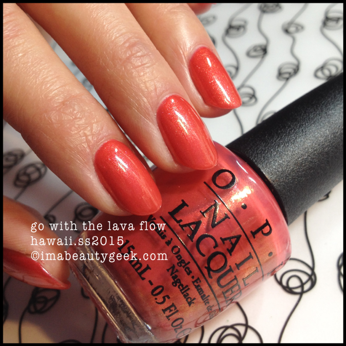 opi go with that lava flow