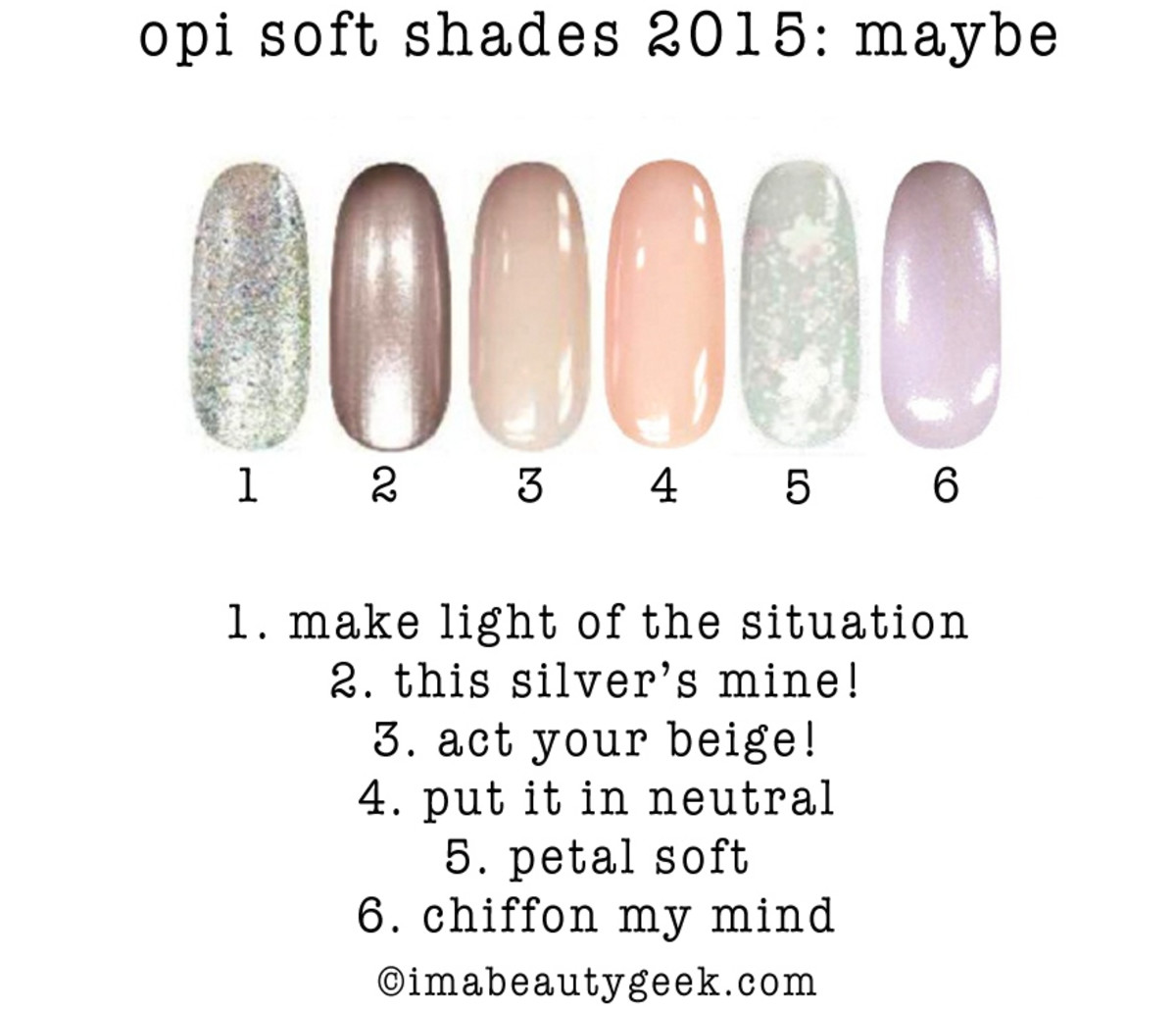 opi soft shades 2015