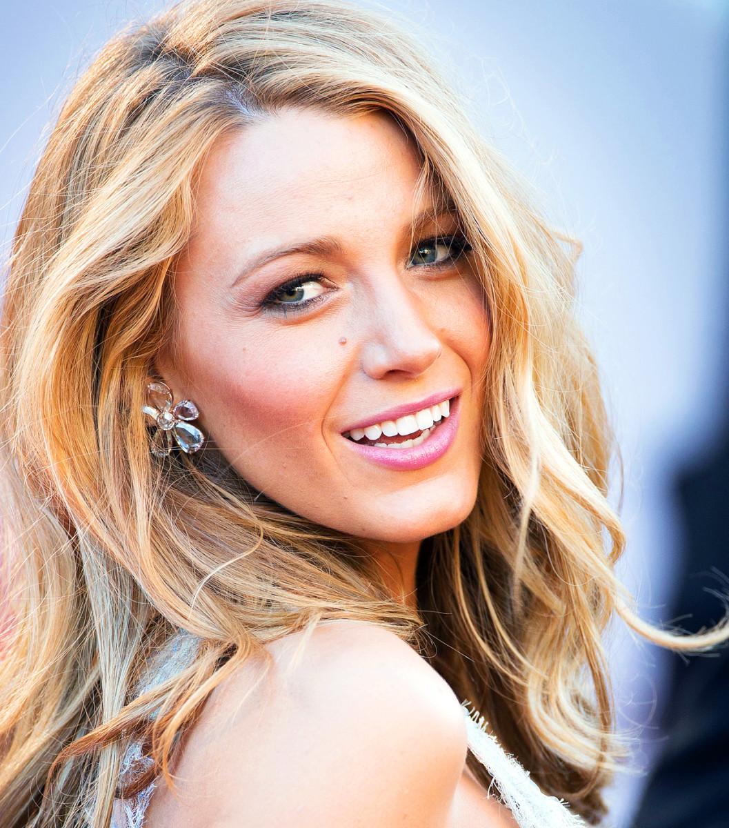 Blake Lively_Cannes Film Festival 2014