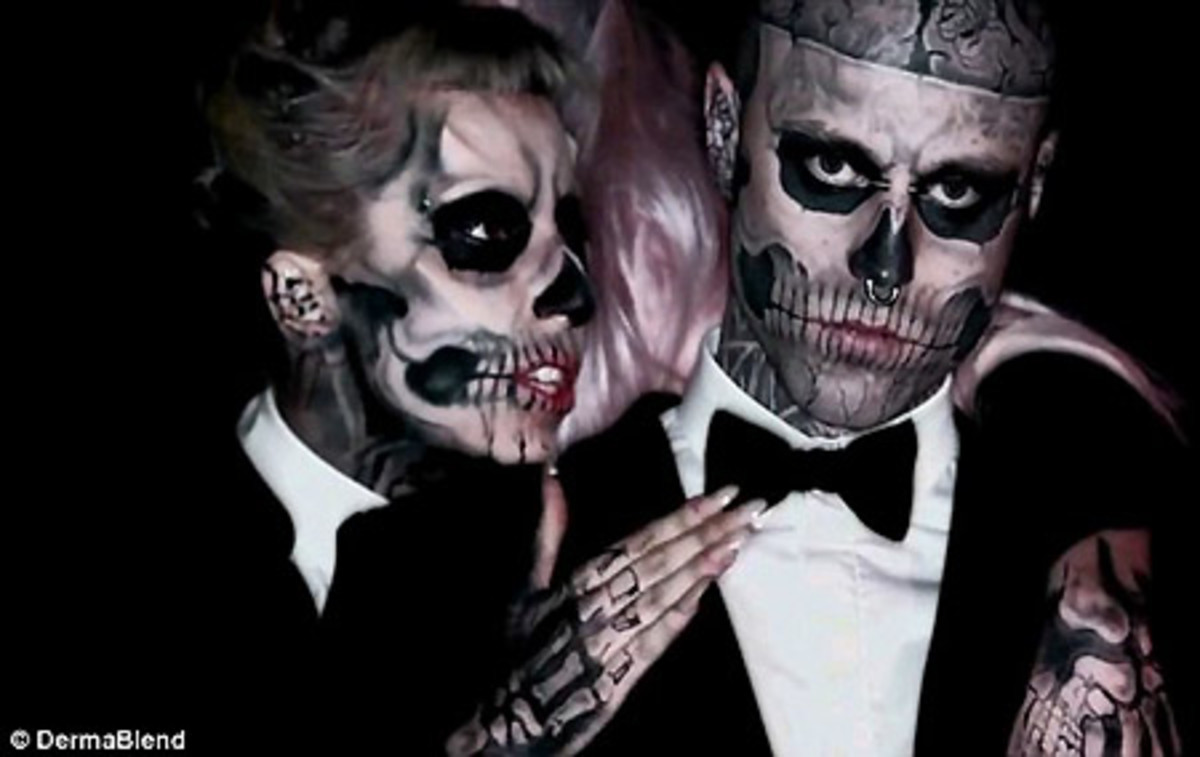 Gaga and Zombie Boy