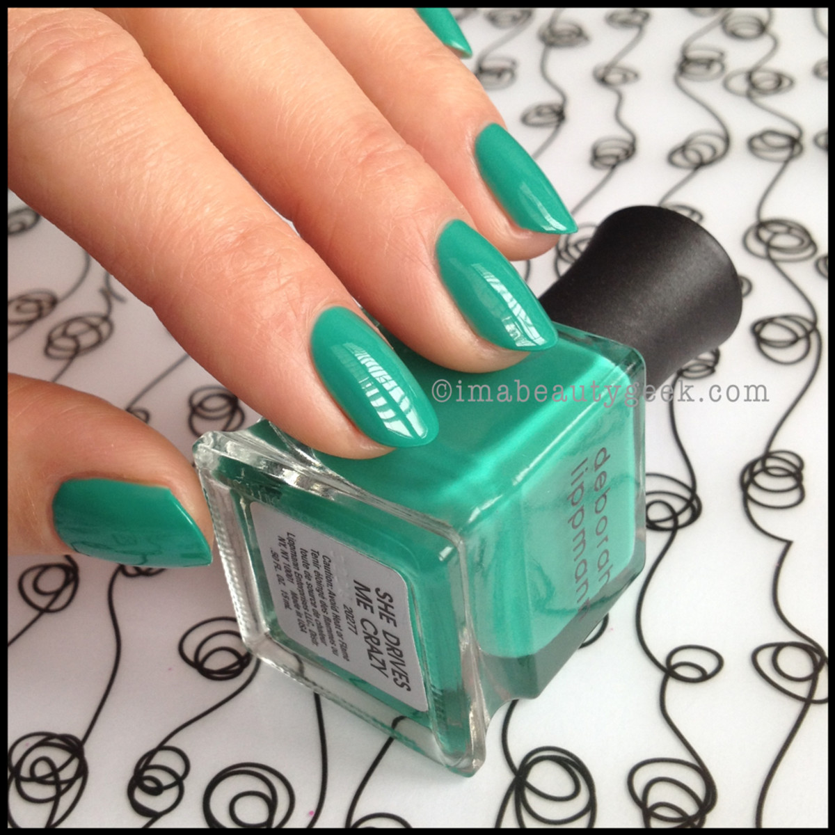 Deborah Lippmann She Drives Me Crazy 80's Rewind