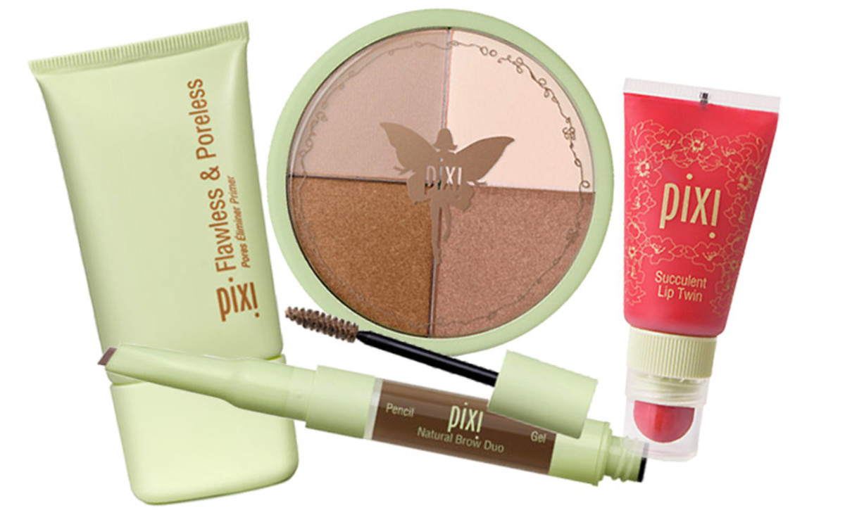 Petra Strand's 4.5-minute face basics_Illuminating Tint & Conceal not shown