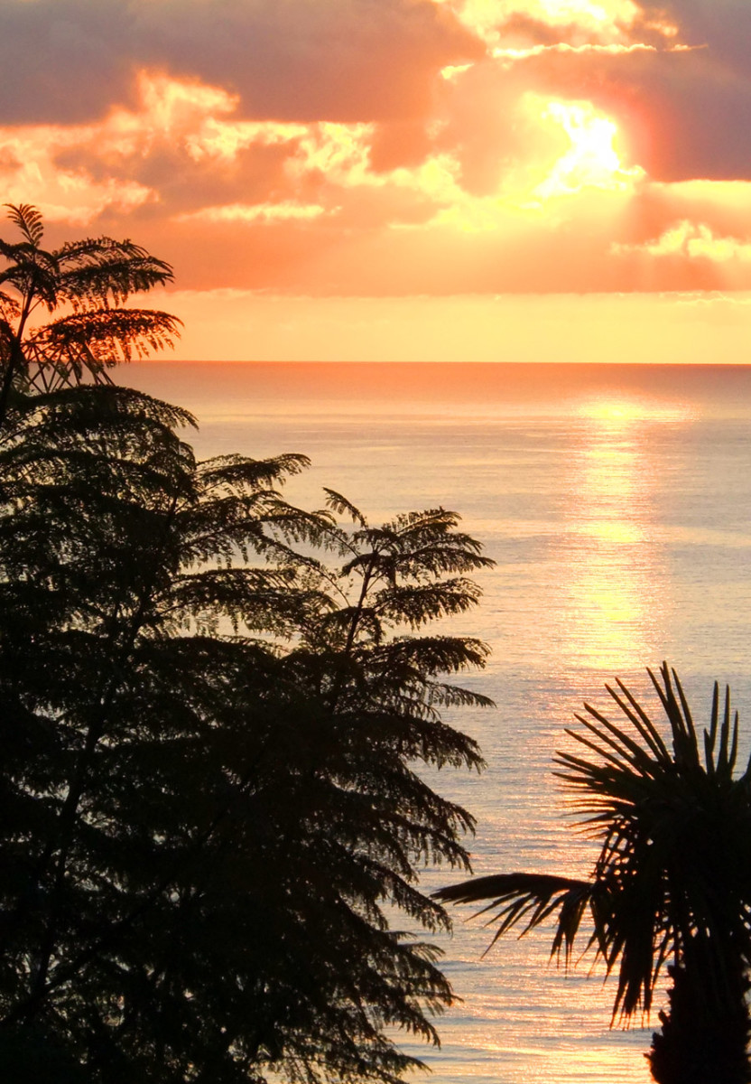Sunrise in Monaco_January 2012
