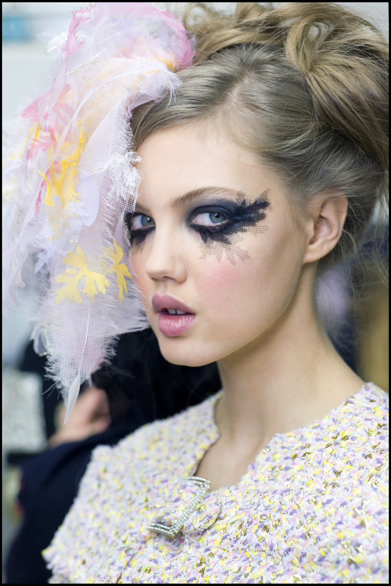 Chanel_Spring Summer_2013_Haute Couture3_Lindsey Wixson