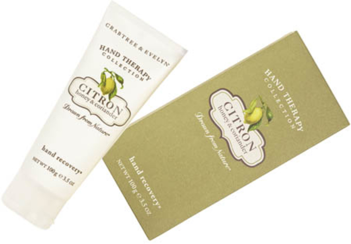 Crabtree & Evelyn Citron Hand Recovery