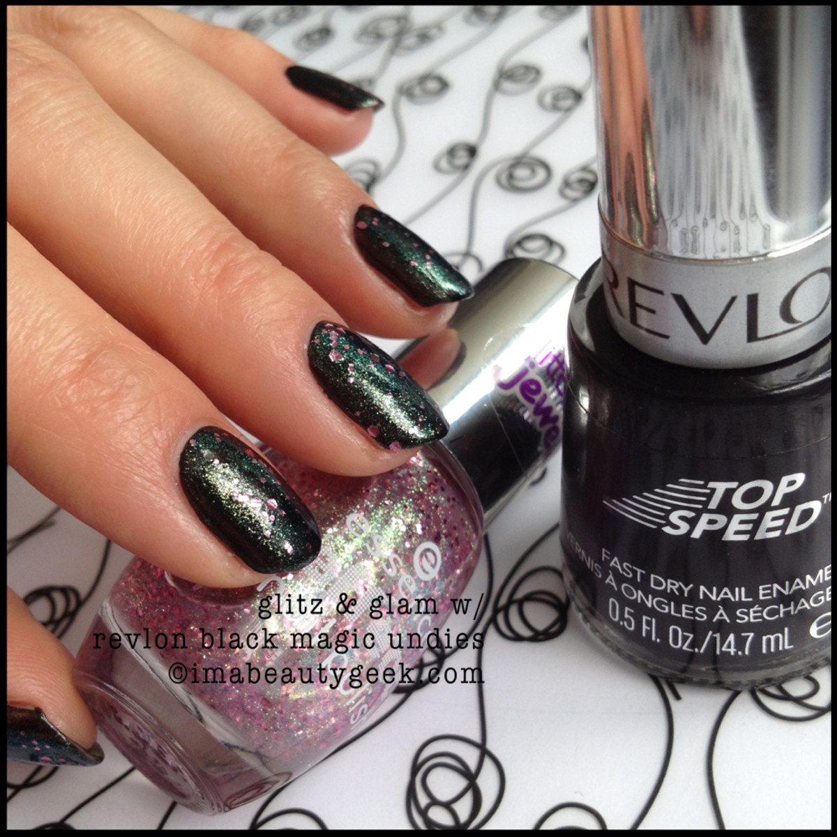 Revlon Black Magic: Essence Polish: New Effects & Updates (So Much Fun For So