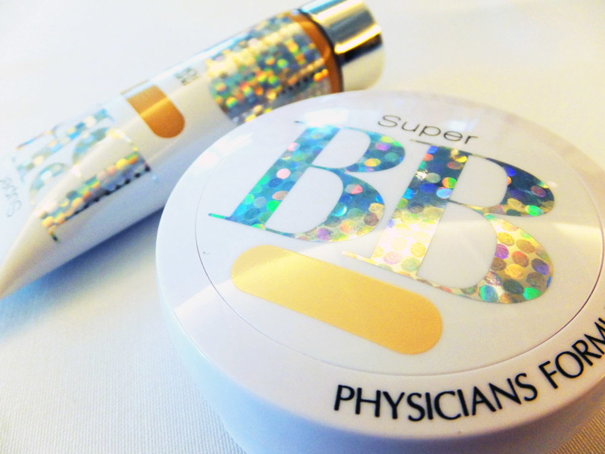 Physicians Formula Super BB Compact Cream
