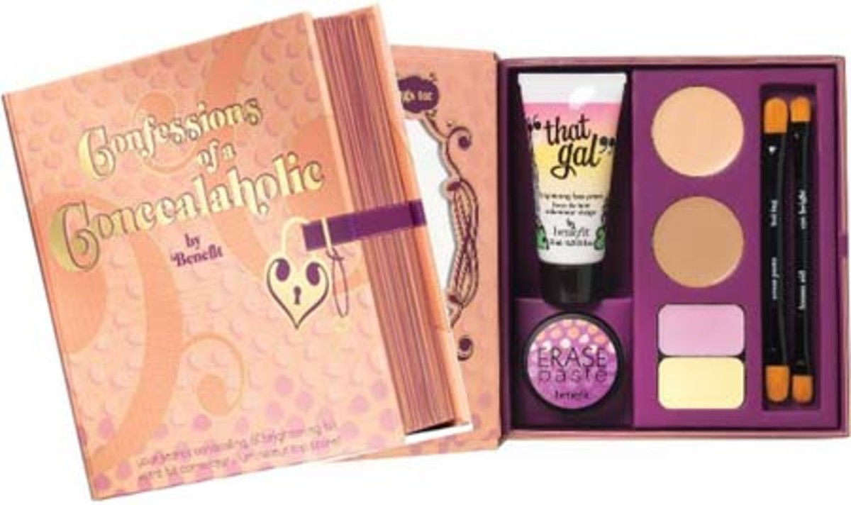 Benefit Confessions of a Concealaholic Kit $44