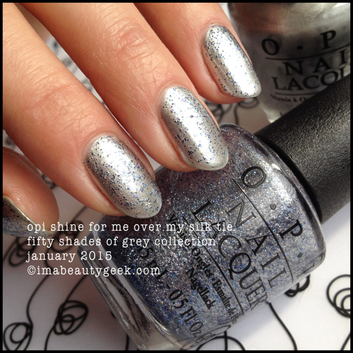 OPI Shine For Me 50 Shades