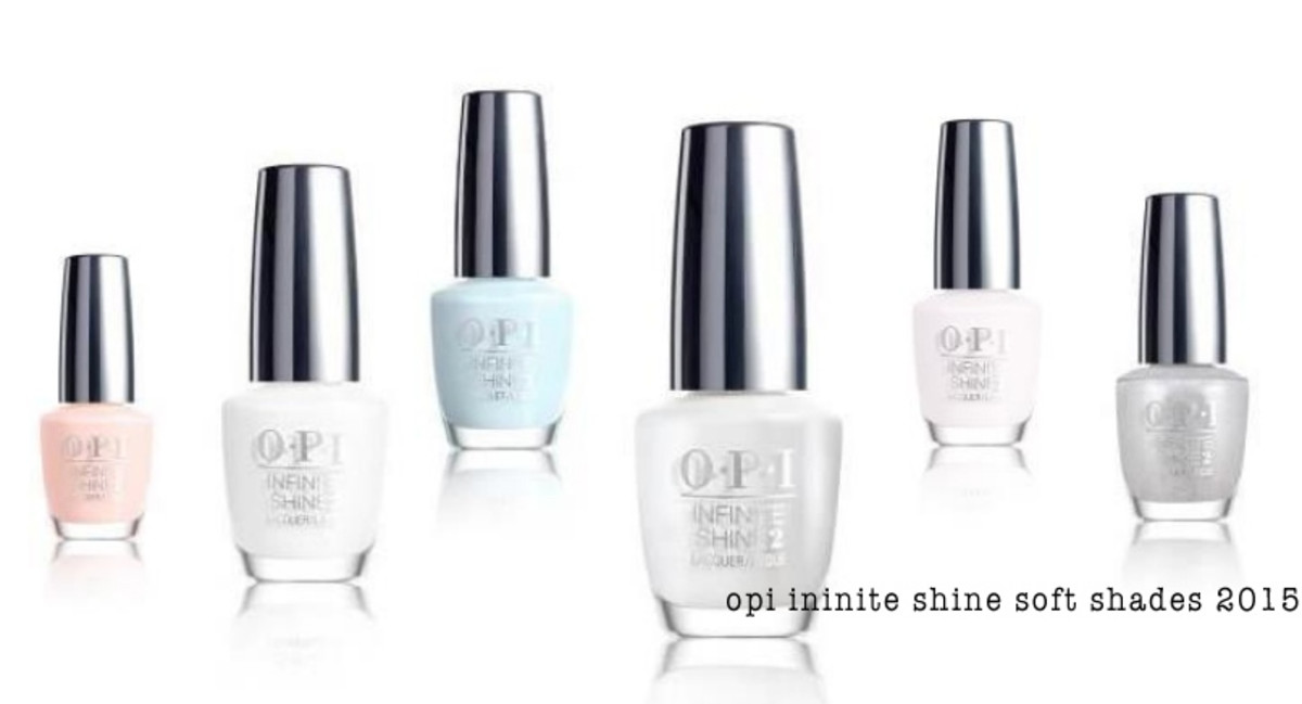 Maybe this is OPI Infinite Shine for Spring 2015?
