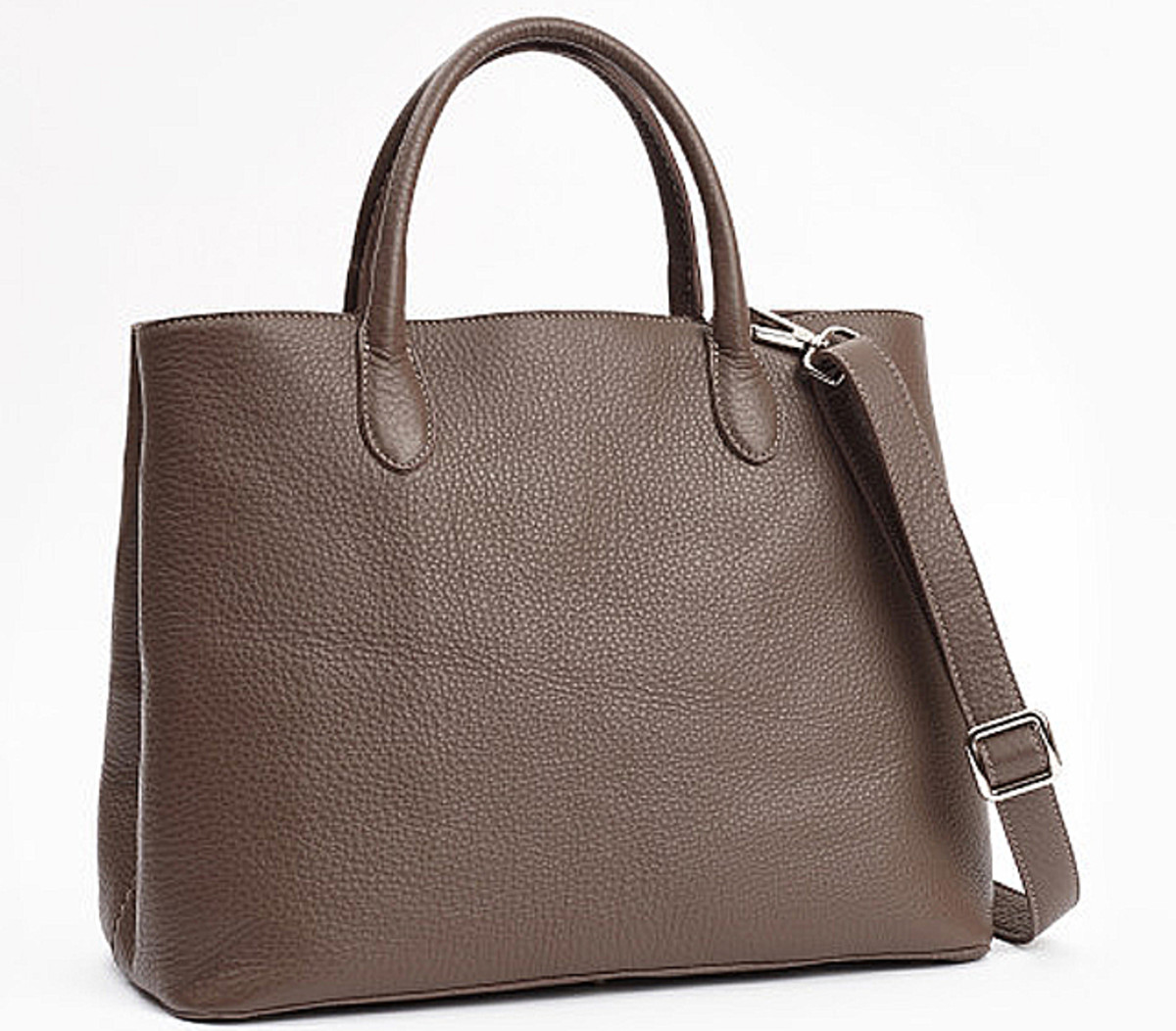 ROOTS BAGS_DAILY DOUBLE KALAHARI PRESTIGE LEATHER
