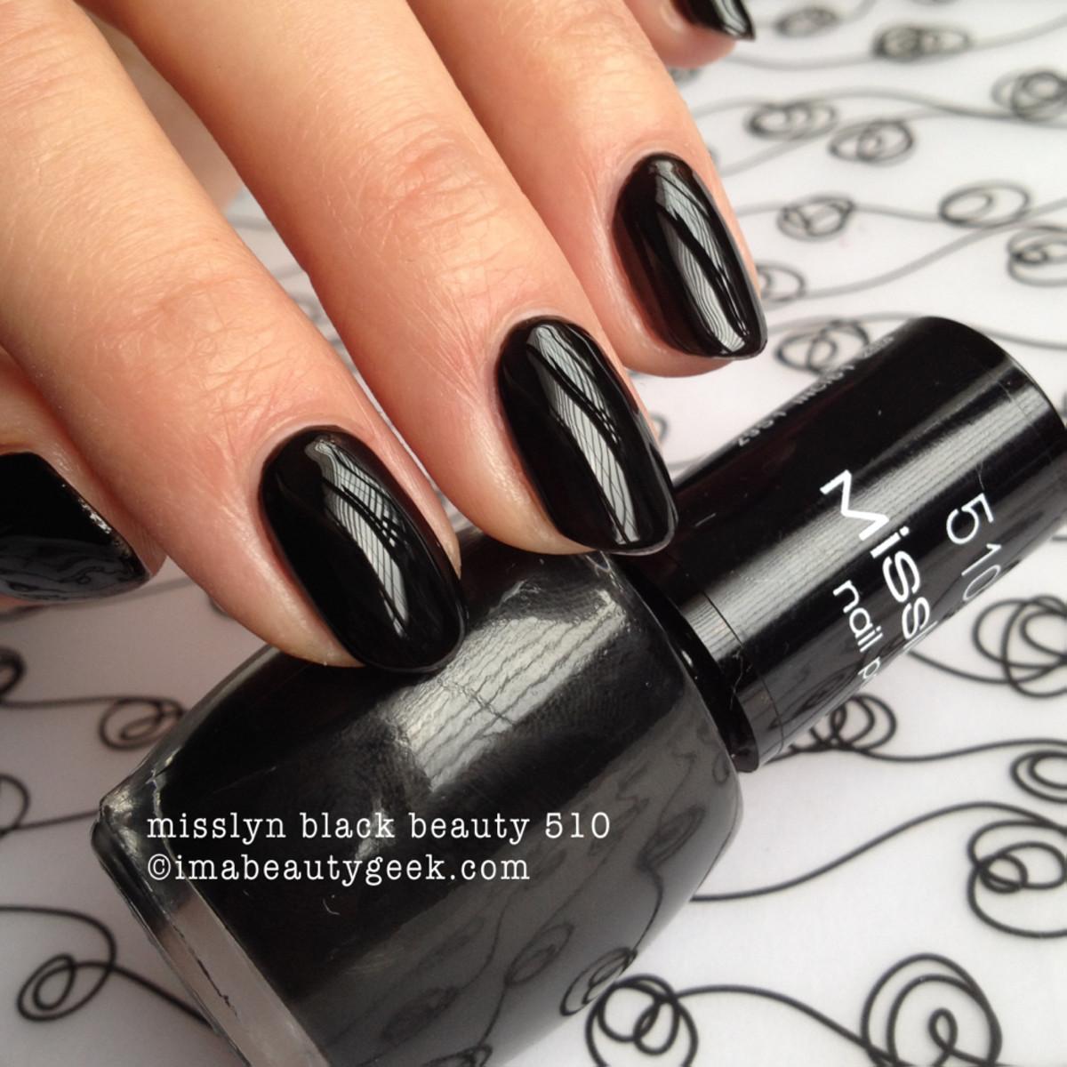 Misslyn Black Beauty 510