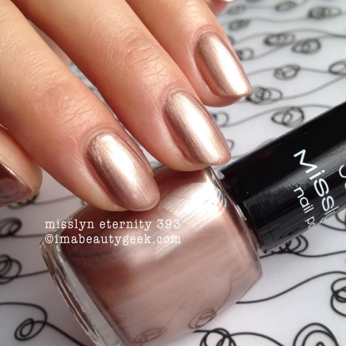 Misslyn Eternity 393 nail polish