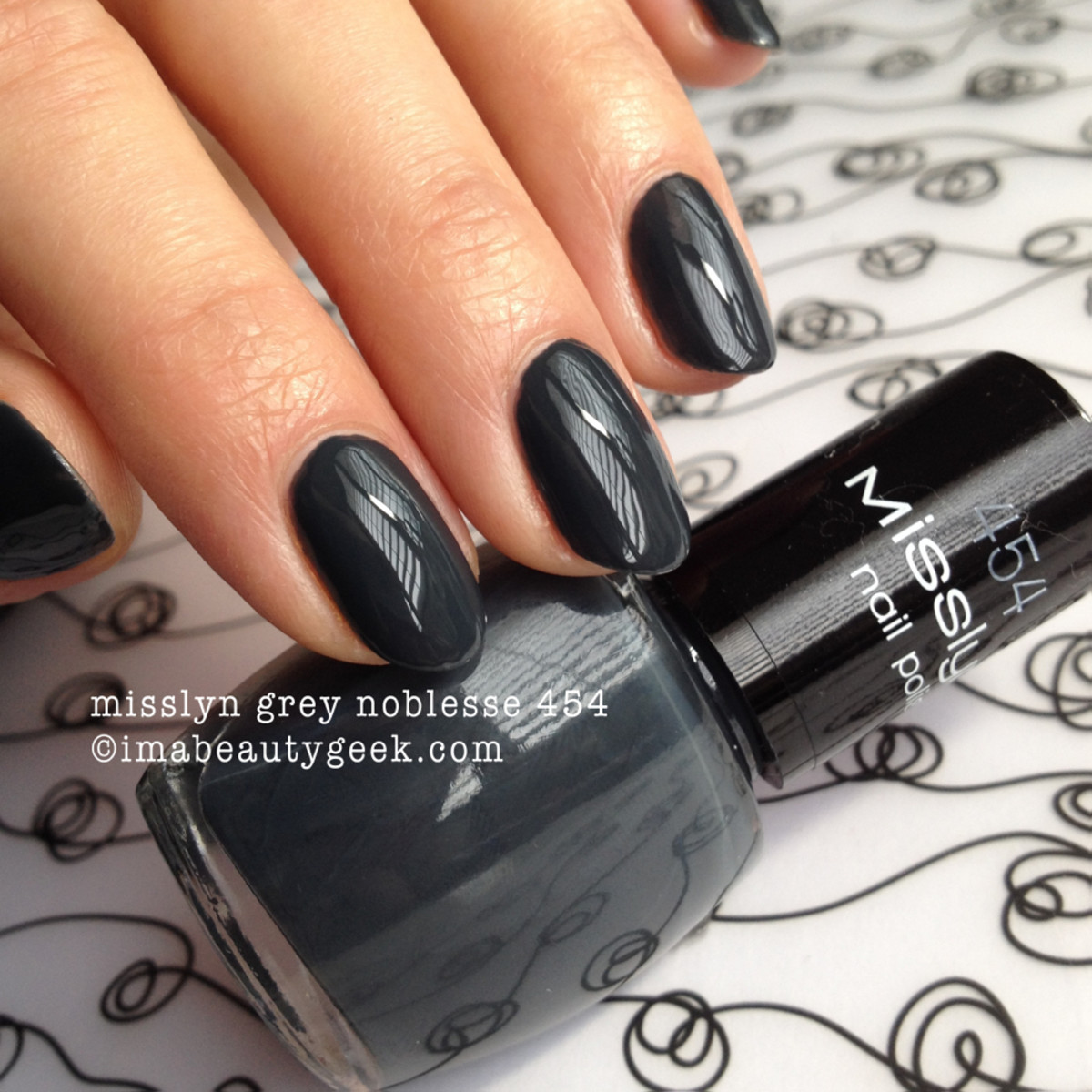 Misslyn Grey Noblesse 454