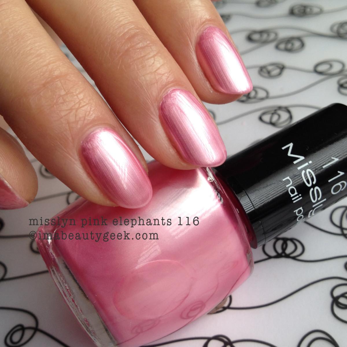 Misslyn Pink Elephants 116