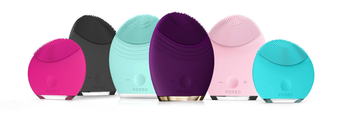 Foreo Luna and Foreo Luna Mini Facial Cleansing Devices_imabeautygeek.com