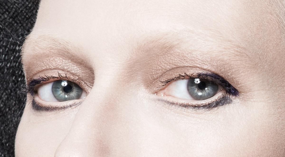 NARS Eye Opening Act_Tilda Swinton's eye makeup_imabeautygeek.com