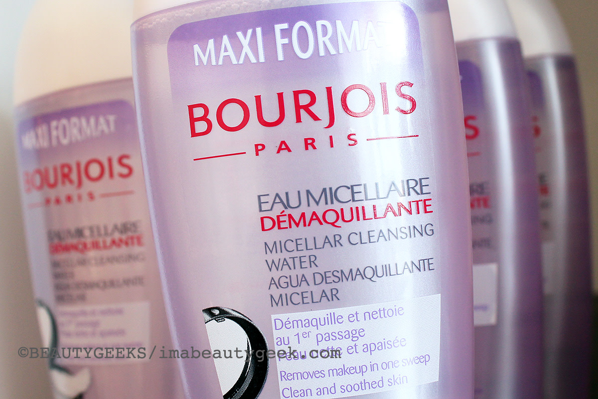 bourjois paris micellar cleansing water canada