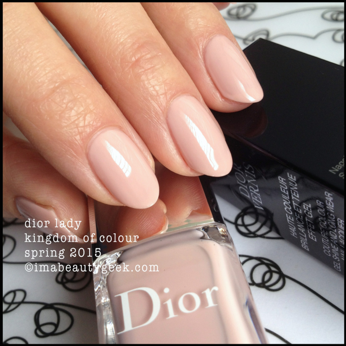 Dior Lady Kingdom of Colour Spring 2015